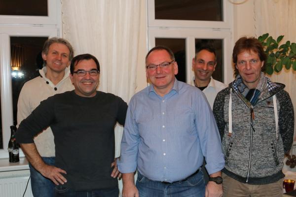 Neuer Vorstand der Maler-Innung des Kreises Altenkirchen